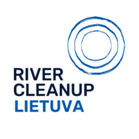 River Cleanup Lietuva logo