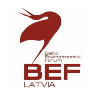 Baltic Environmental Forum Latvia logo