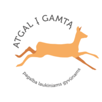 Atgal į gamtą logo